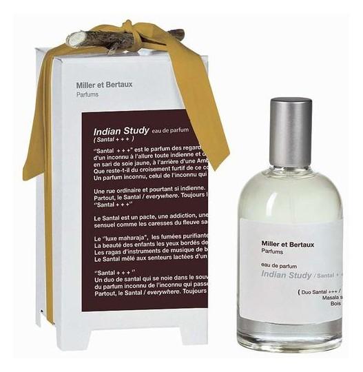 Miller et Bertaux Indian Study Santal +++ аромат для мужчин и женщин