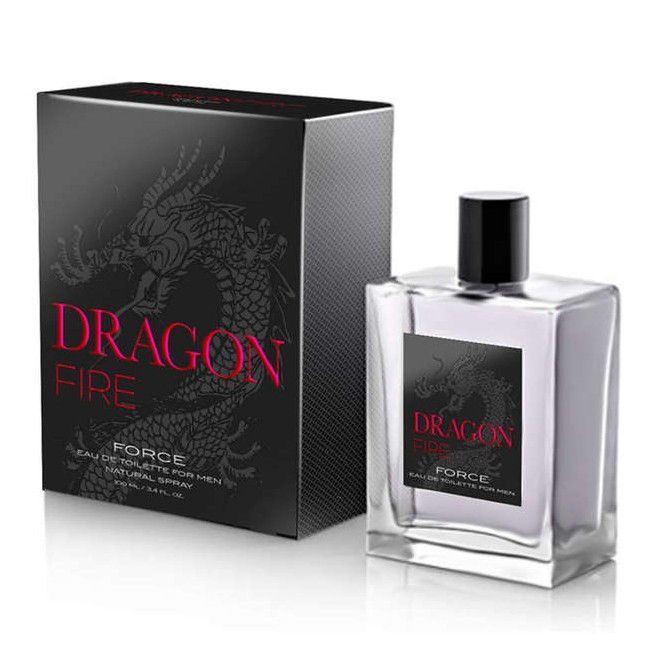 Instituto Espanol Dragon Fire Force аромат для мужчин