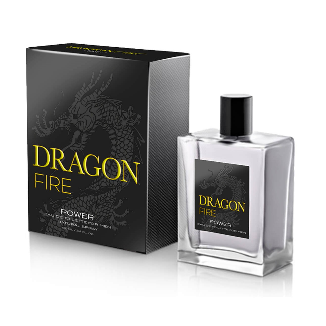 Instituto Espanol Dragon Fire Power аромат для мужчин