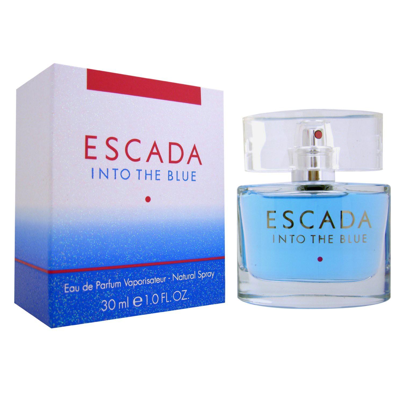 Escada Into The Blue аромат для женщин