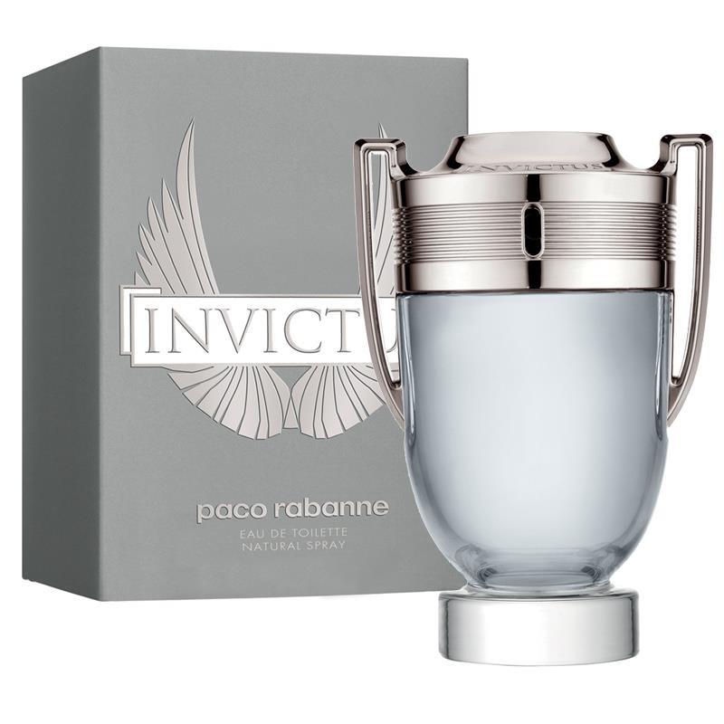 Paco Rabanne Invictus аромат для мужчин