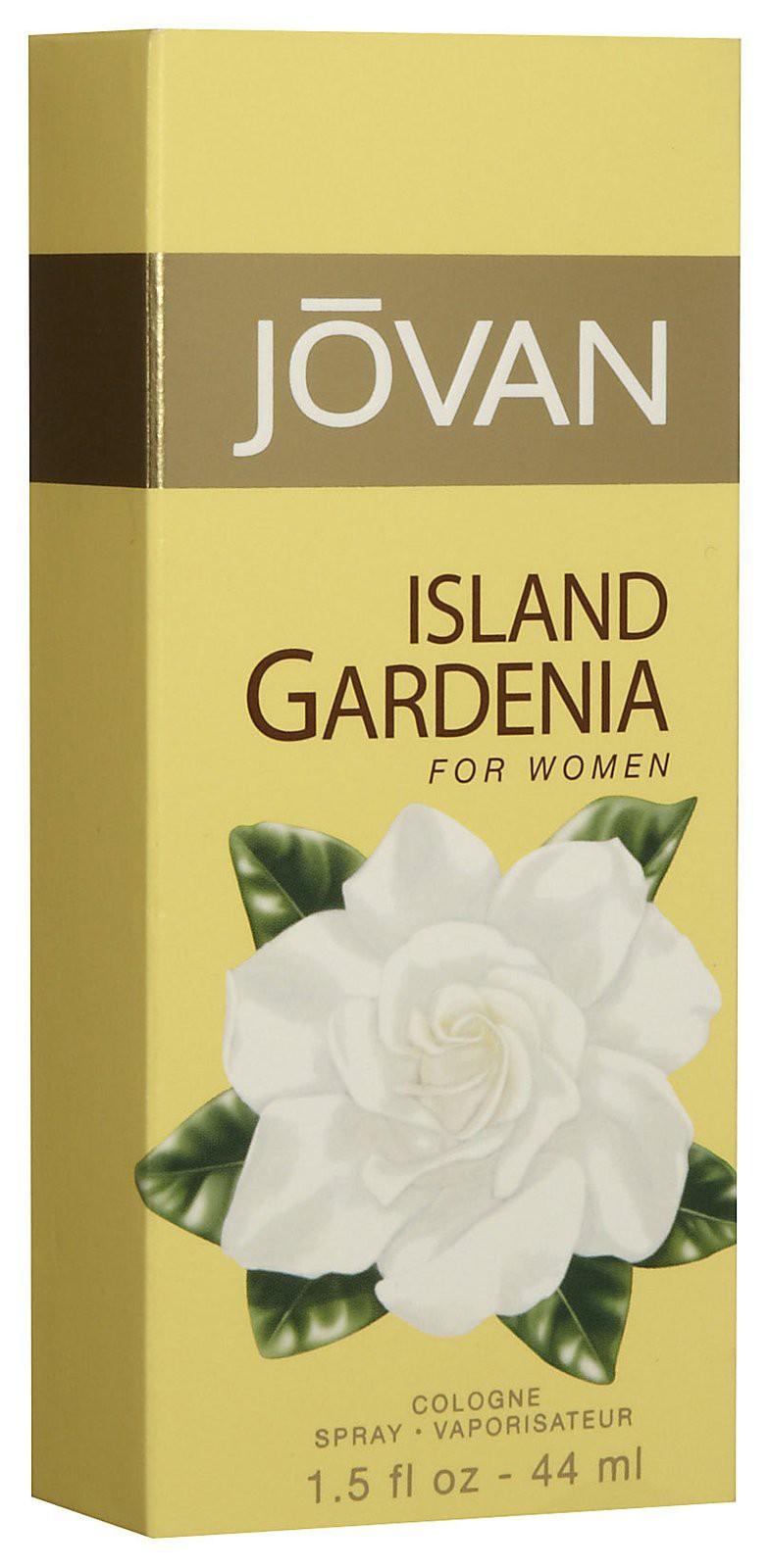 Jovan Island Gardenia аромат для женщин