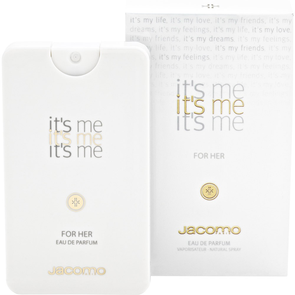 Jacomo It's Me for Her аромат для женщин