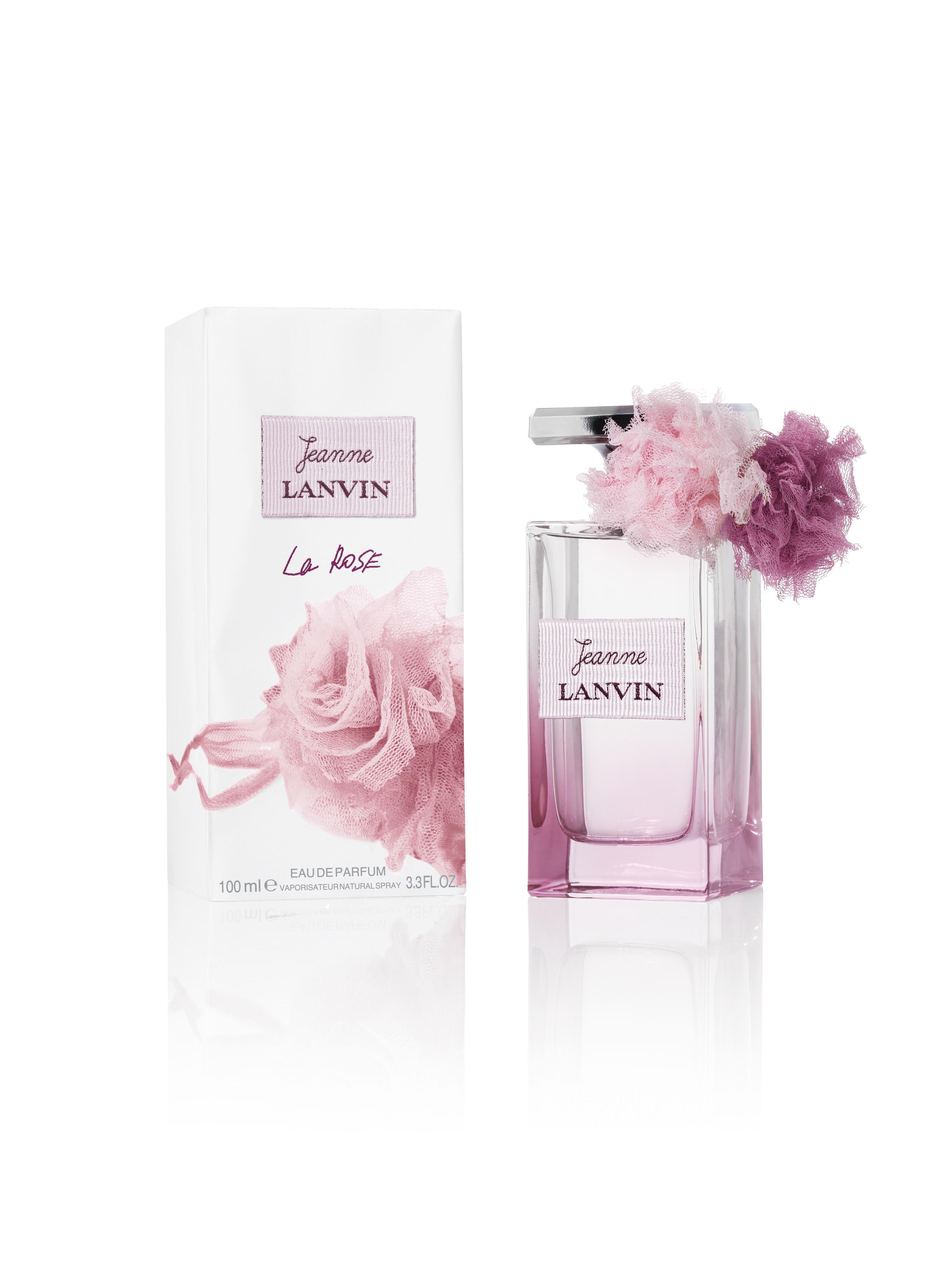 Jeanne Lanvin La Rose аромат для женщин