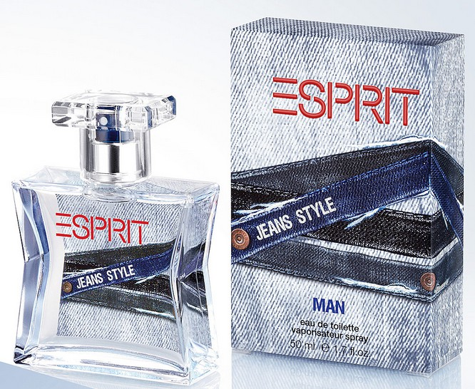 Esprit Jeans Style Man аромат для мужчин
