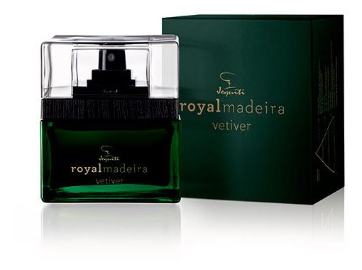 Jequiti Royalmadeira Vetiver аромат для мужчин