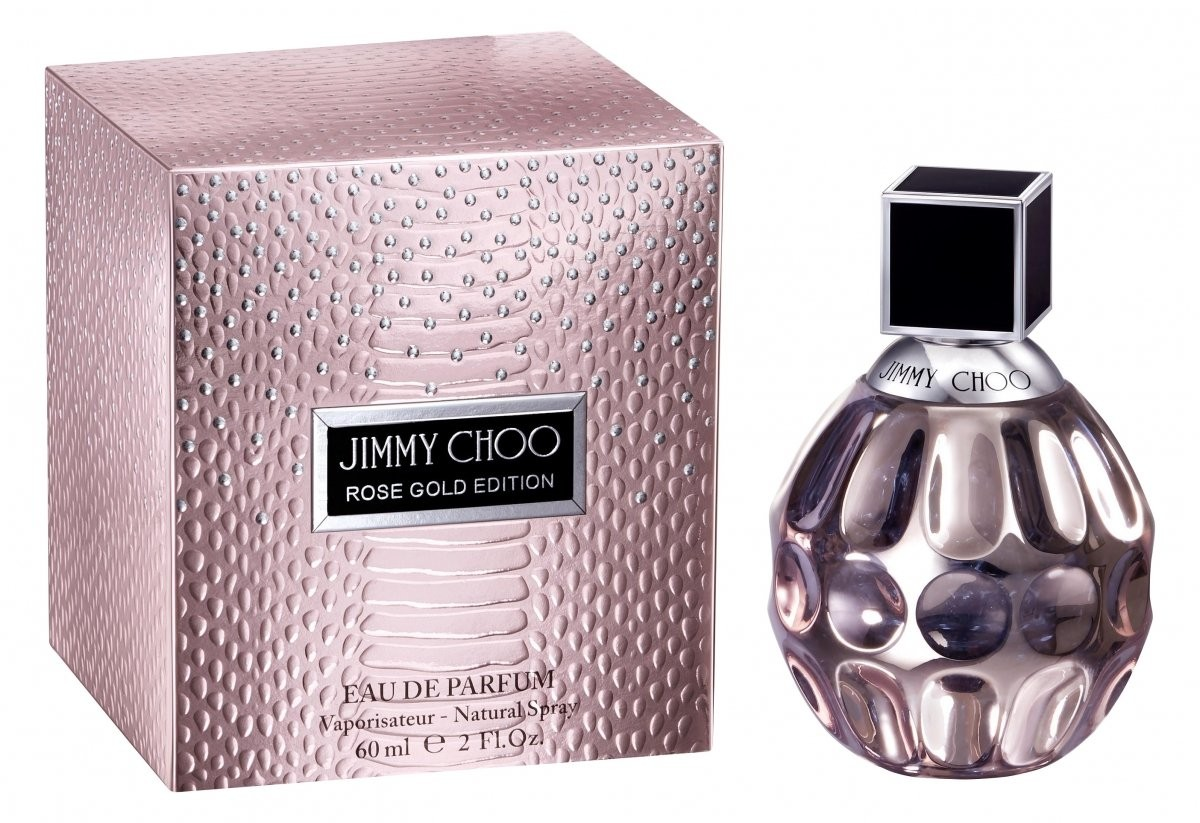 Jimmy Choo Rose Gold Edition аромат для женщин
