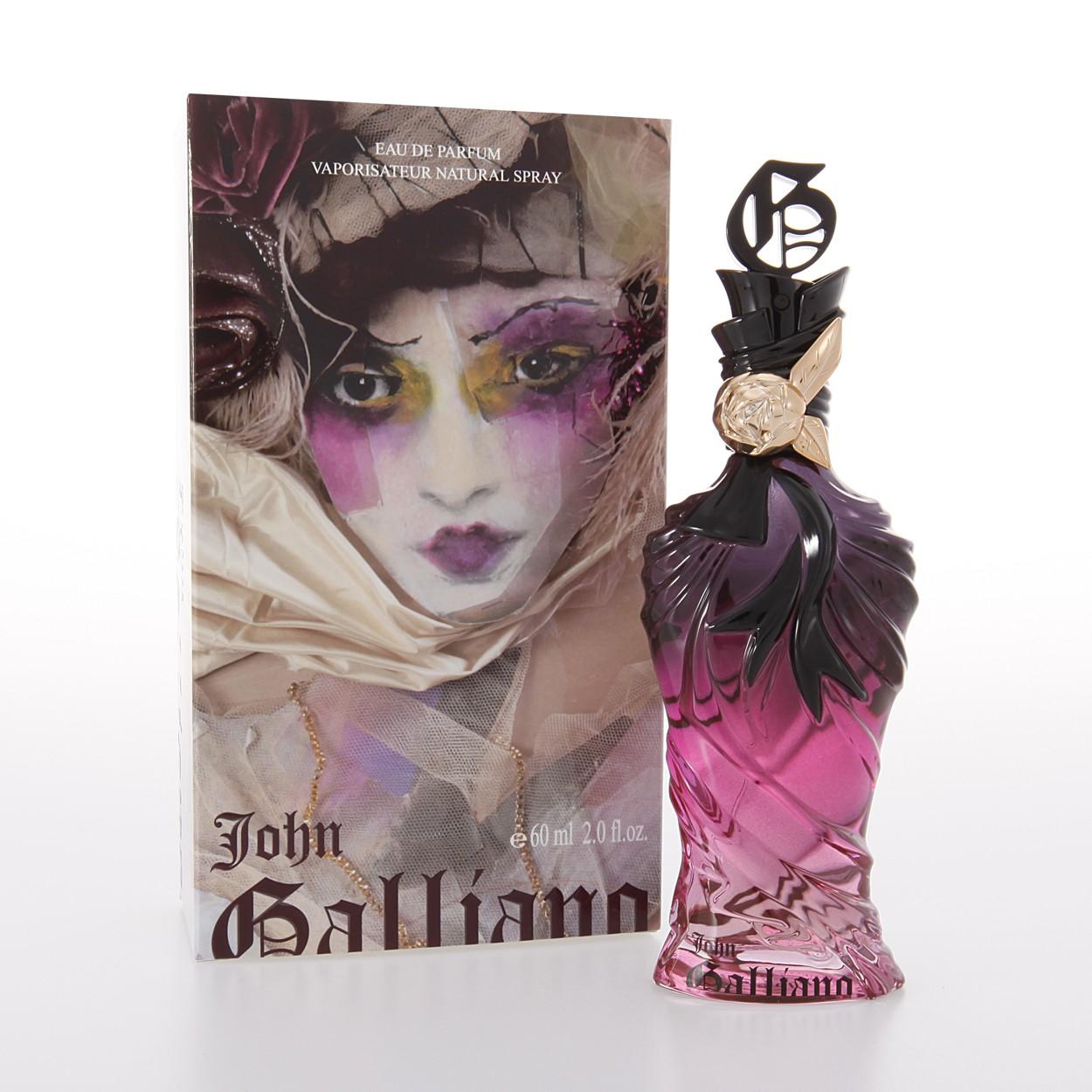 John Galliano аромат для женщин