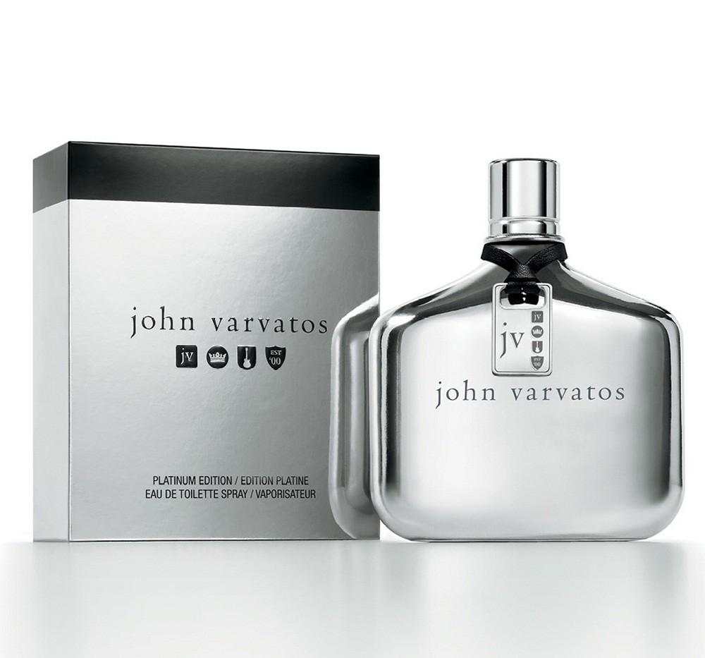 John Varvatos Platinum Edition аромат для мужчин