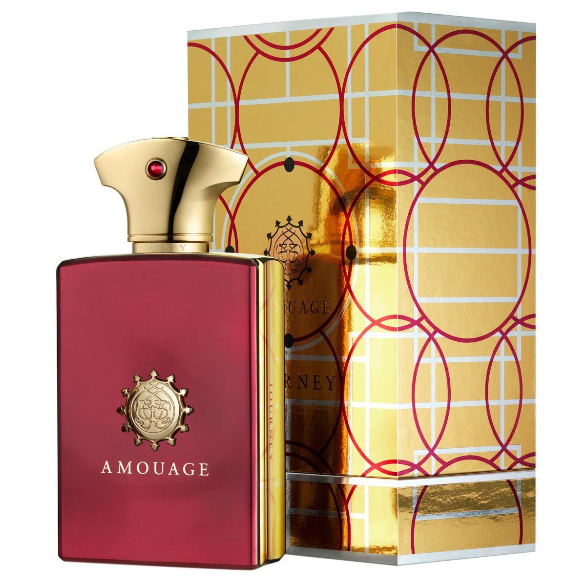 Amouage Journey Man аромат для мужчин