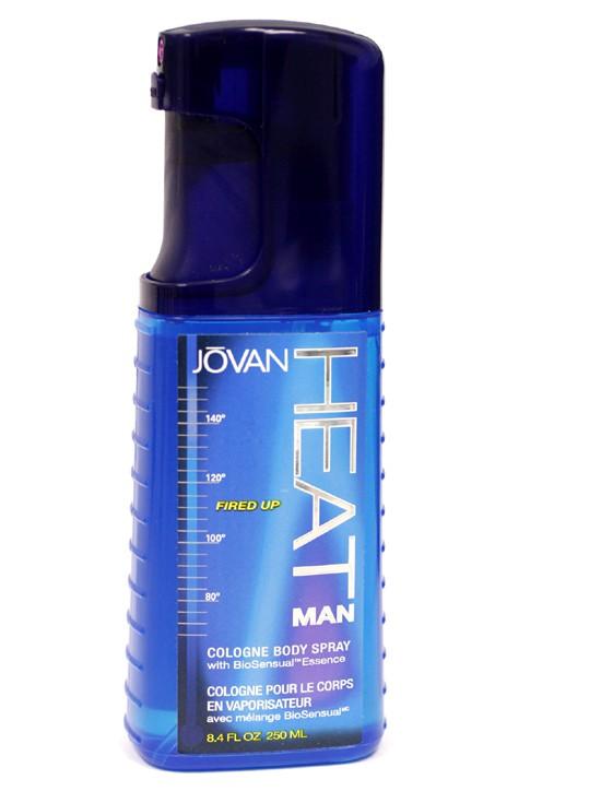 Jovan Heat Man : Fired Up аромат для мужчин