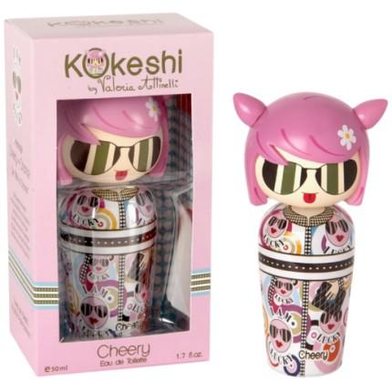 Kokeshi Cheery аромат для женщин