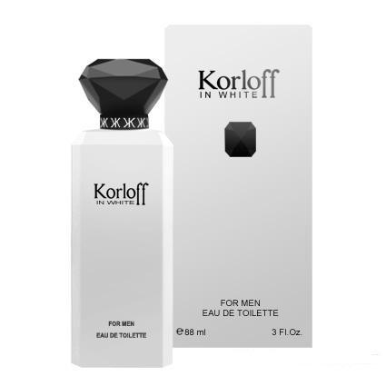 Korloff Paris Korloff In White for Men аромат для мужчин