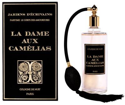 Jardins D'Ecrivains La Dame Aux Camelias аромат для женщин