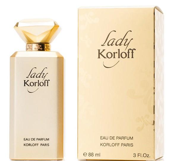Korloff Paris Lady Korloff аромат для женщин