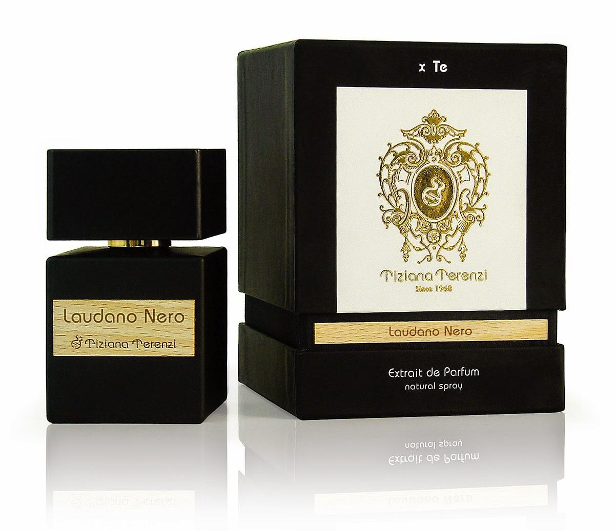 Tiziana Terenzi Laudano Nero аромат для мужчин и женщин