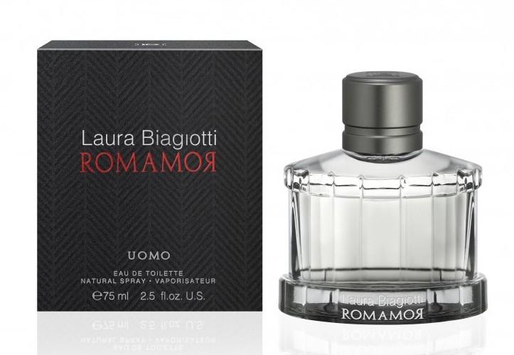 Laura Biagiotti Romamor Uomo аромат для мужчин