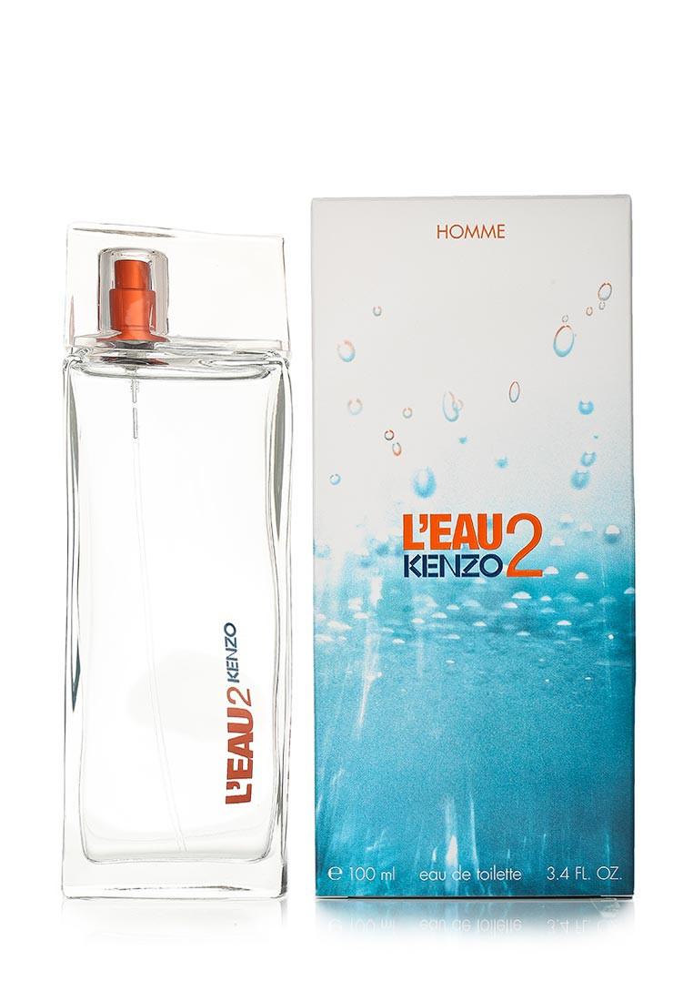 L'Eau 2 Kenzo pour Homme аромат для мужчин