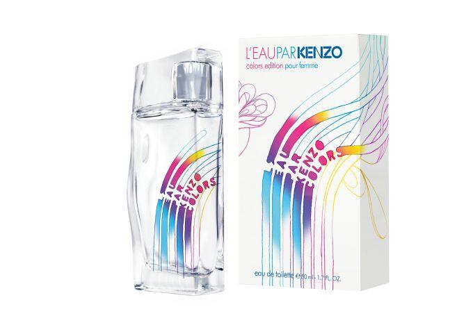 L`Eau Par Kenzo Colors pour Femme аромат для женщин
