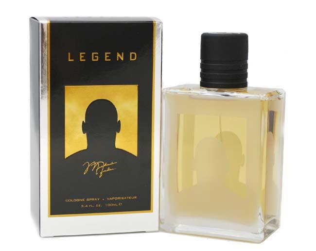 Michael Jordan Legend аромат для мужчин