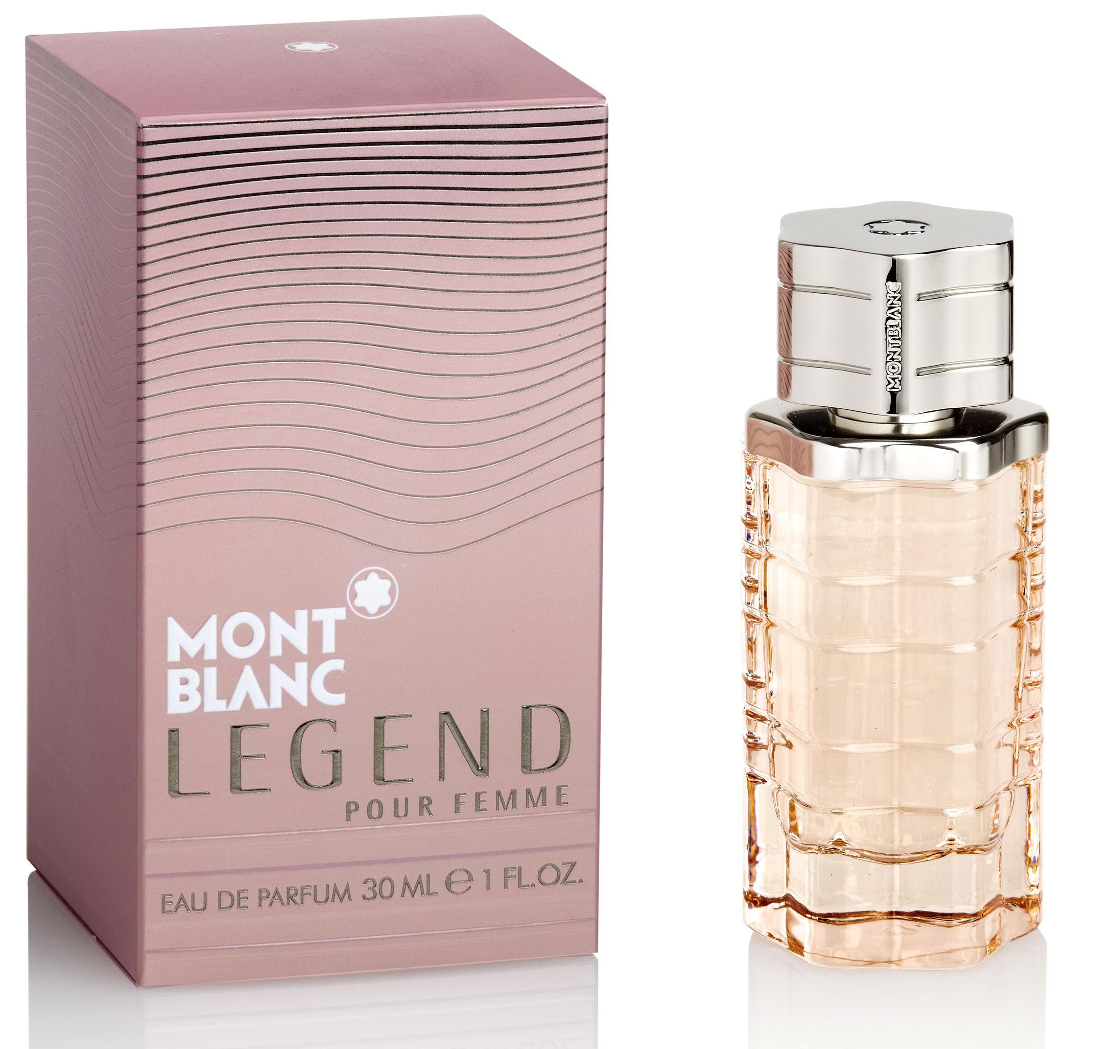 Montblanc Legend pour Femme аромат для женщин