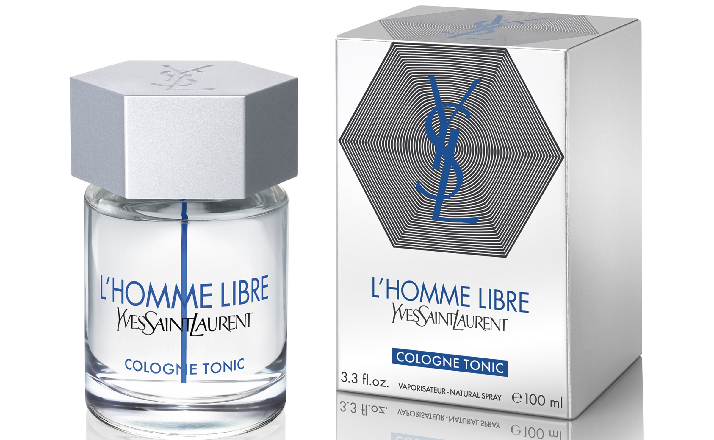 Yves Saint Laurent L'Homme Libre Cologne Tonic аромат для мужчин