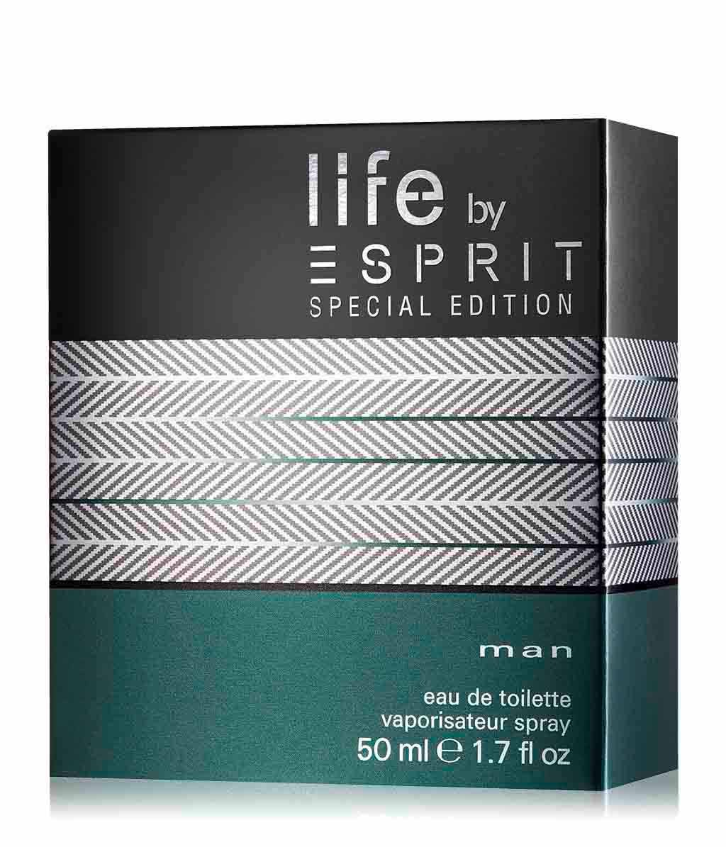 Life By Esprit Special Edition Man аромат для мужчин