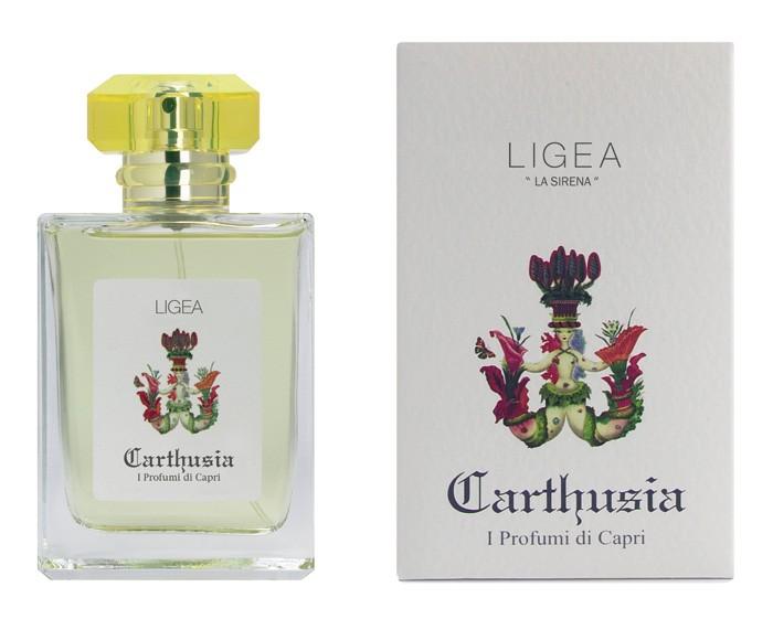 Carthusia Ligea la Sirena аромат для мужчин и женщин