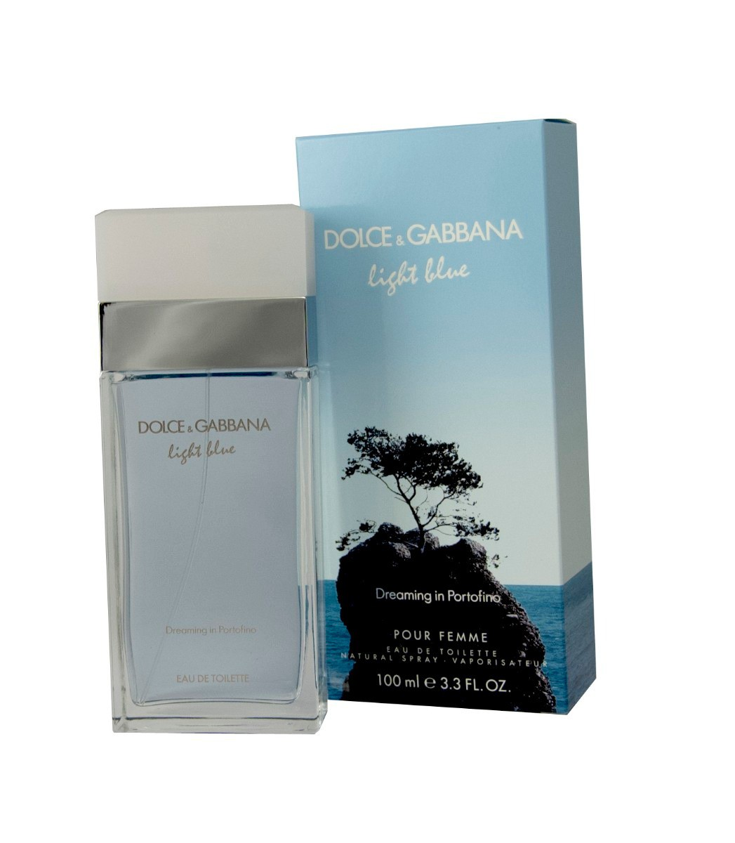 Dolce&Gabbana Light Blue Dreaming In Portofino аромат для женщин