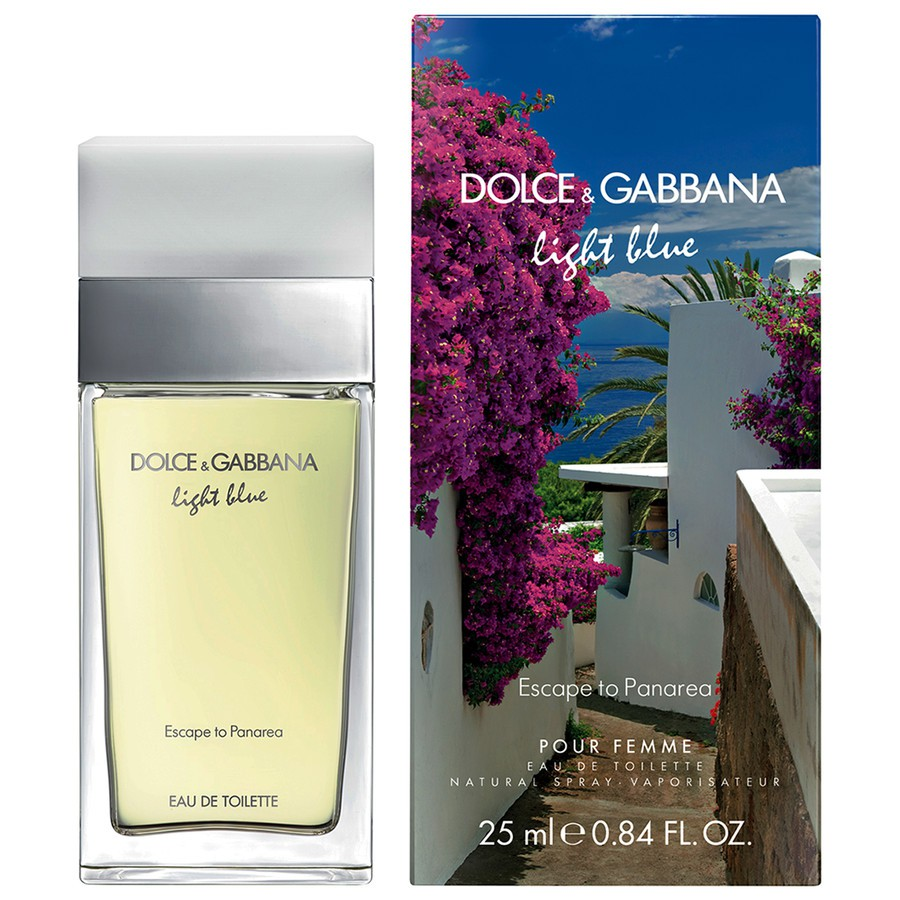 Dolce&Gabbana Light Blue Escape to Panarea аромат для женщин