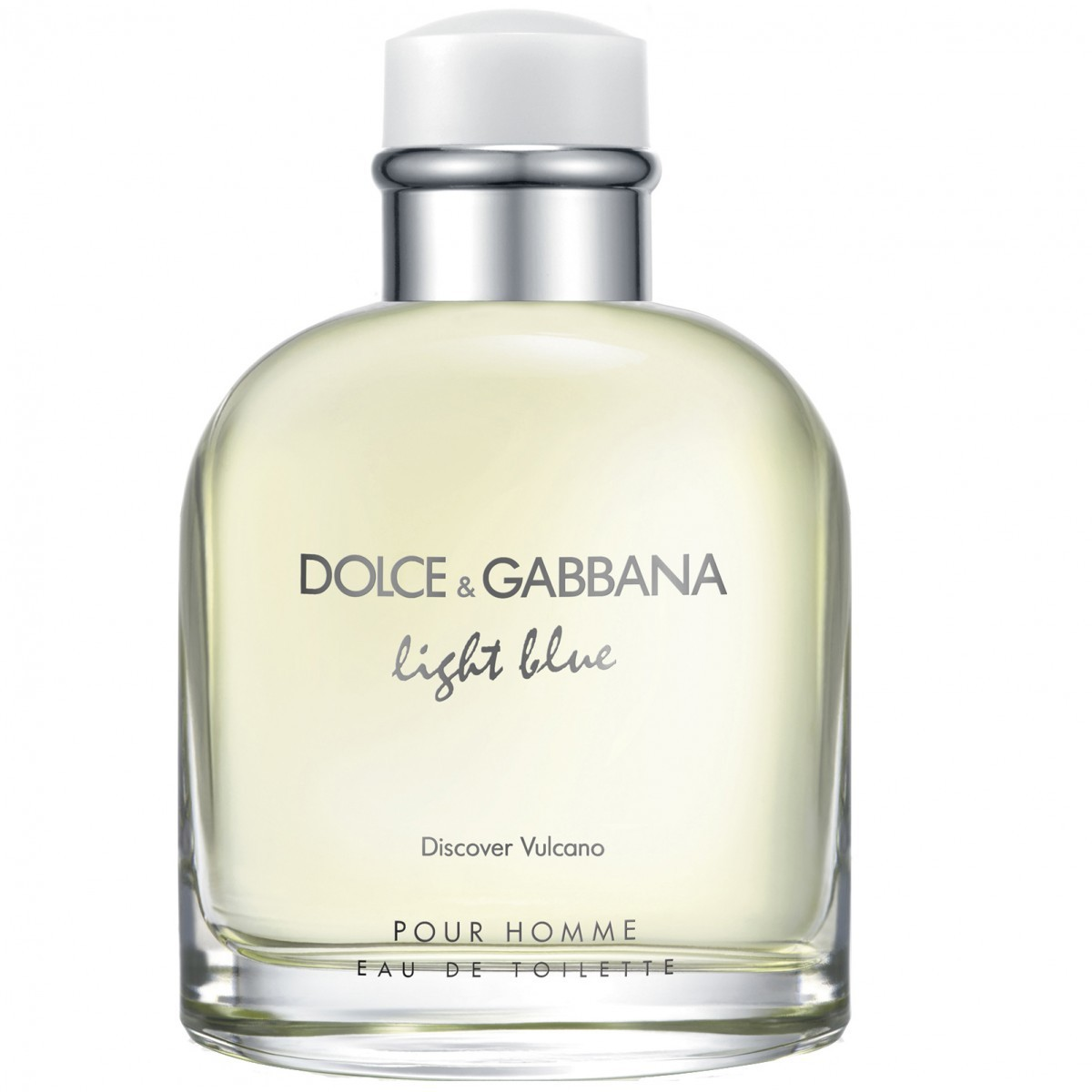 Dolce&Gabbana Light Blue pour Homme Discover Vulcano аромат для мужчин