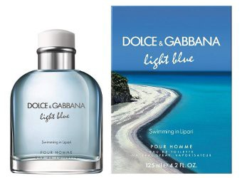 Dolce&Gabbana Light Blue Pour Homme Swimming in Lipari аромат для мужчин