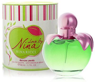 Nina Ricci Love by Nina аромат для женщин