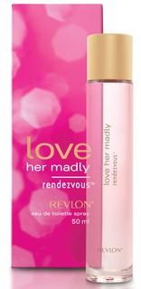 Revlon Love Her Madly Forever аромат для женщин