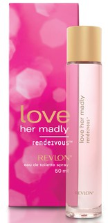 Revlon Love Her Madly Rendezvous аромат для женщин