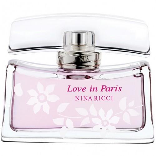 Nina Ricci Love In Paris Fleur De Pivoine аромат для женщин