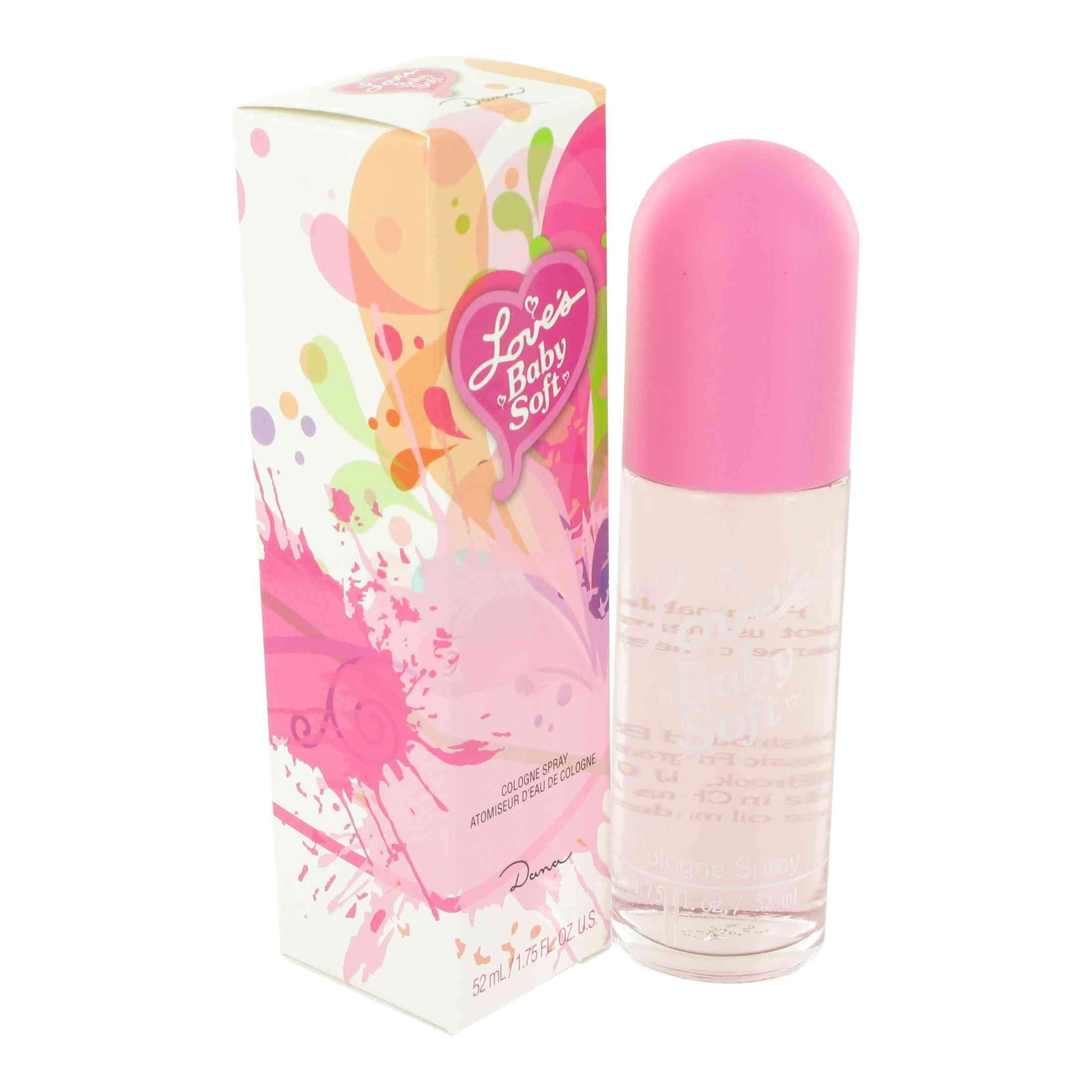 Dana Love's Baby Soft аромат для женщин