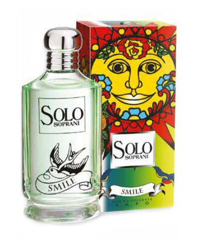 Luciano Soprani Solo Soprani Smile аромат для женщин