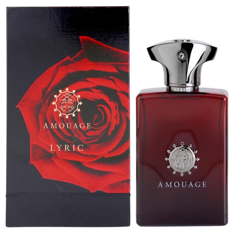 Amouage Lyric Man аромат для мужчин
