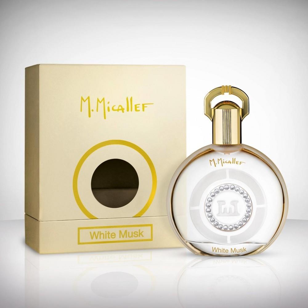 M. Micallef White Musk аромат для женщин