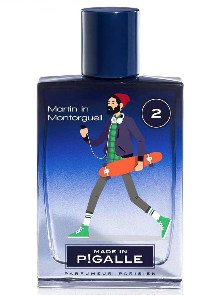 Made In Pigalle 2 Martin In Montorgueil аромат для мужчин