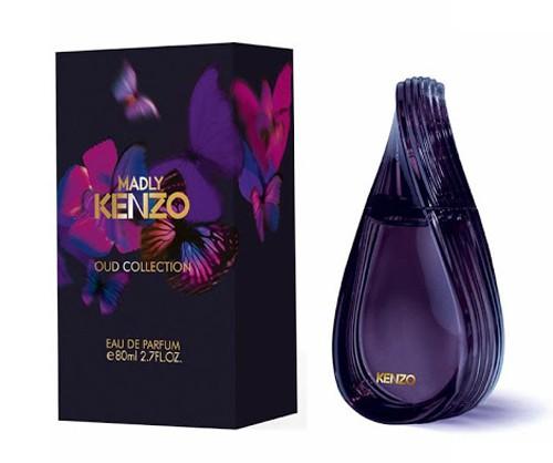 Madly Kenzo Oud Collection аромат для женщин