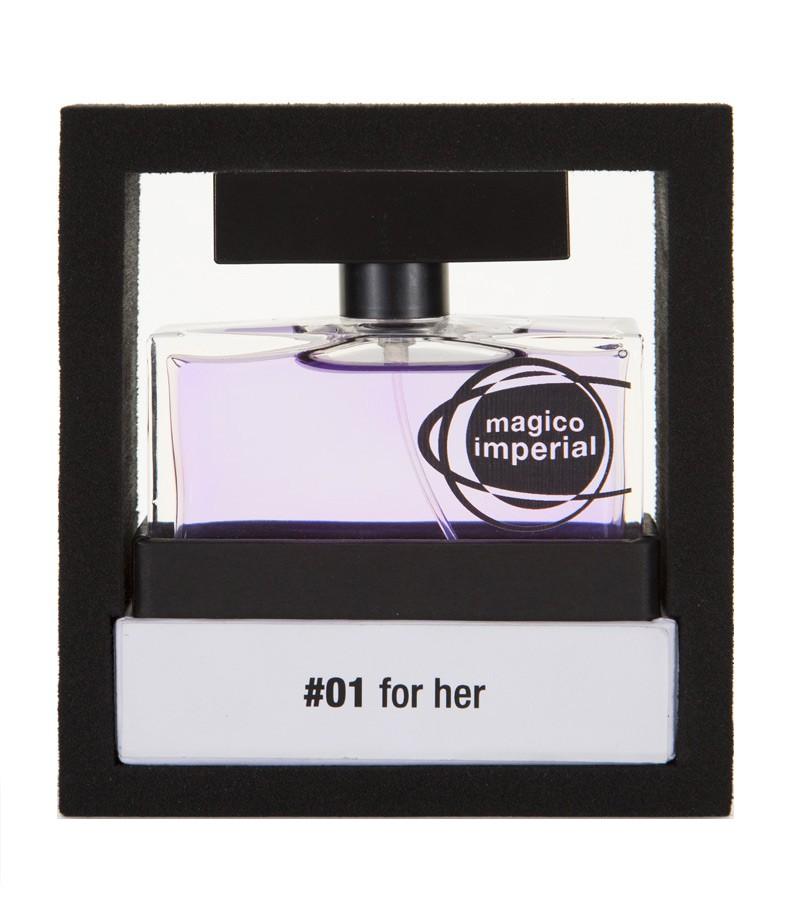 Magico Imperial #01 for Her аромат для женщин