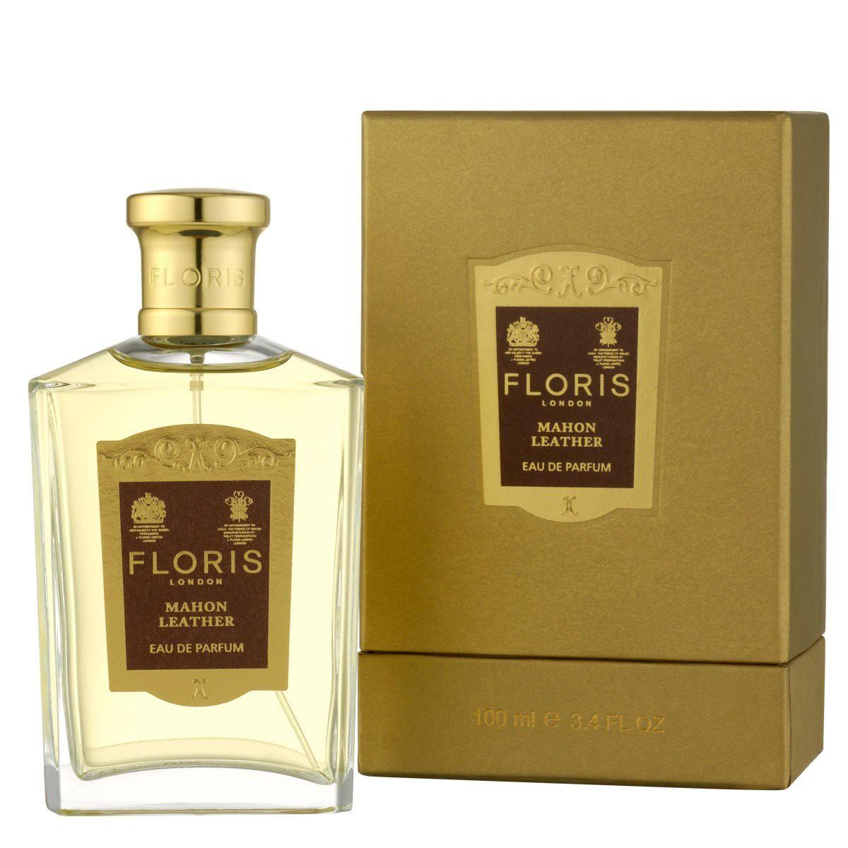 Floris Mahon Leather аромат для мужчин