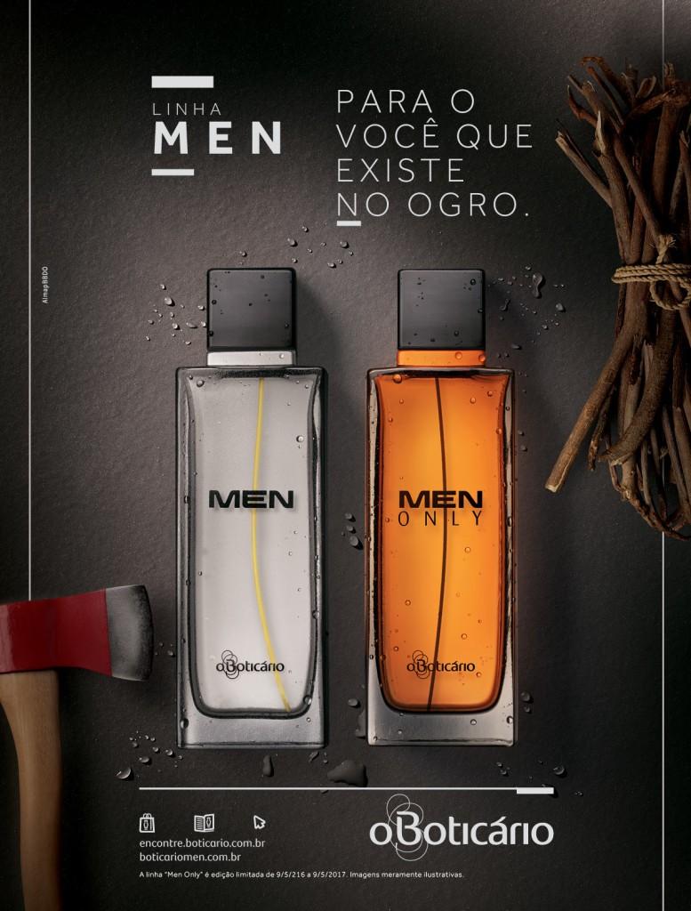 O Boticario Men Only аромат для мужчин