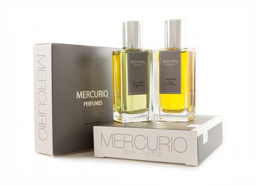 MERCURIO perfumes Eau De Nonchalance аромат для мужчин и женщин