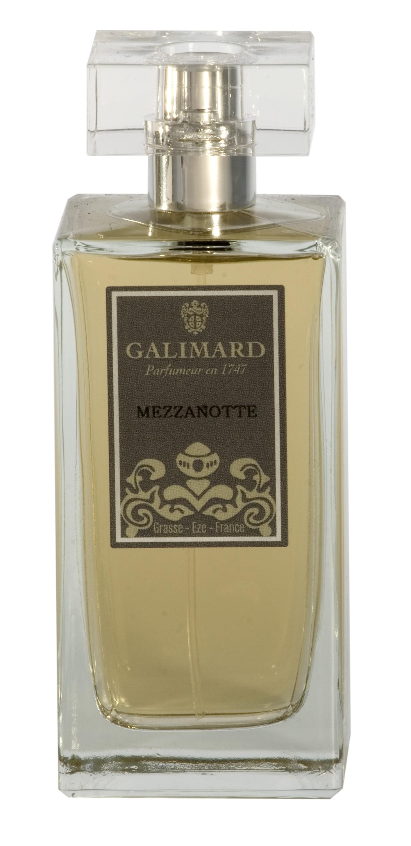 Galimard Mezzanotte аромат для мужчин