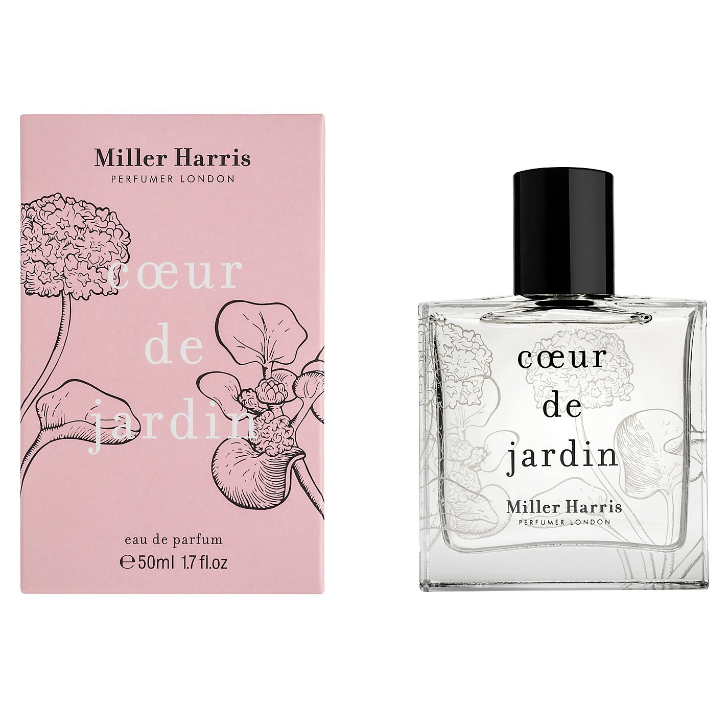 Miller Harris Coeur de Jardin аромат для женщин
