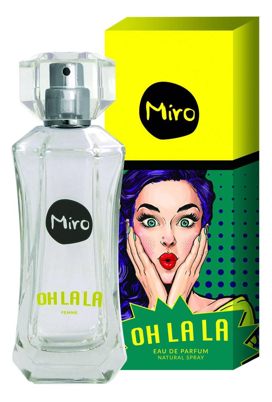Miro Oh La La аромат для женщин