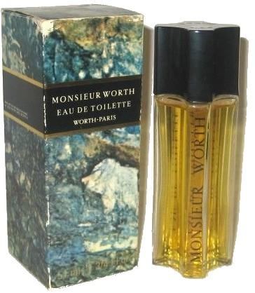 Monsieur Worth аромат для мужчин